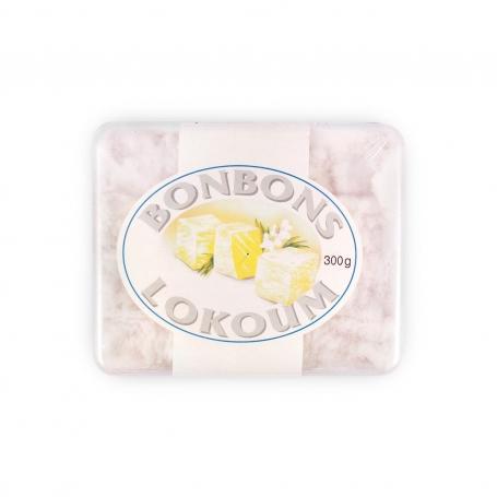 Lokum à la vanille, 300gr
