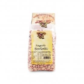 Borlotti beans, 500gr - Garfagnana Coop