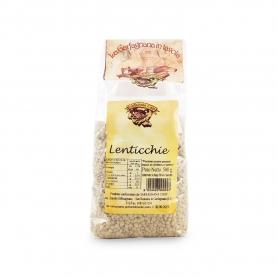 Lentils, 500gr - Garfagnana Coop