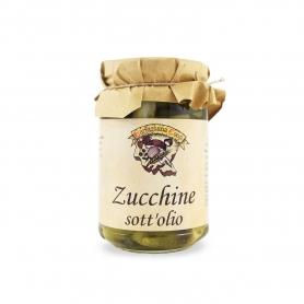 Zucchini in oil - Garfagnana Coop