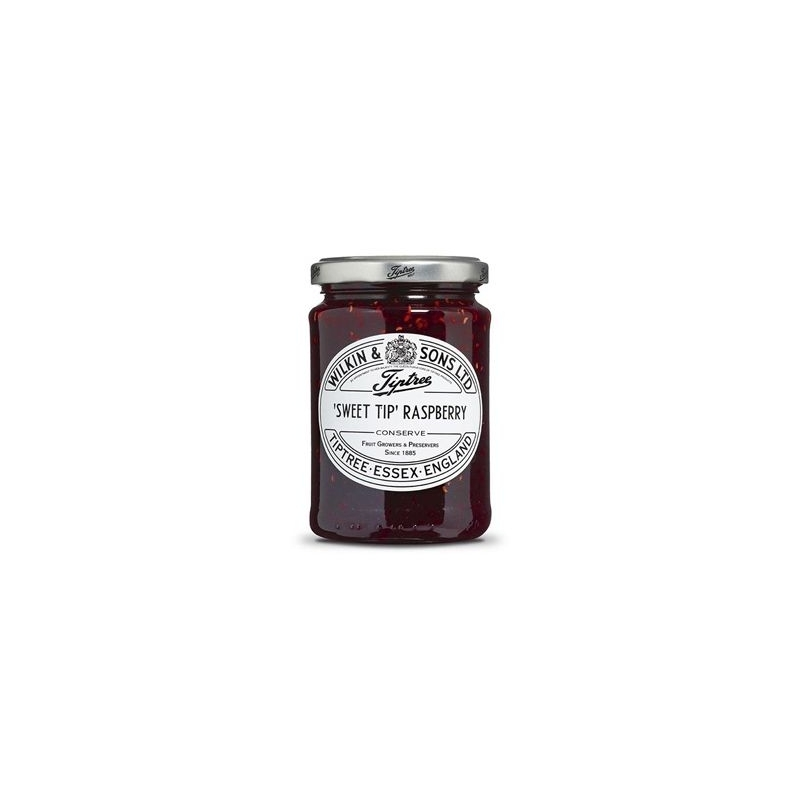 Confettura Extra di Lamponi, 340 gr - Tiptree