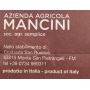 spaghetti Wholemeal, 500 gr - Pastificio Mancini