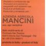 Bucatini, 500 gr - Pastificio Mancini