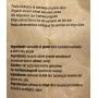Smoked penne of Turanico BIO wheat, 500 gr - Pastificio Mancini