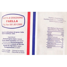 Spaghettini, 500 gr. - Pastificio Faella