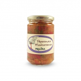 Peperonata mediterranea, 280 gr - Pralina