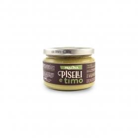 Velvety Peas and Thyme, 195 gr - Pralina