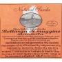 Bottarga di muggine macinata, 100 gr - Natural Sarda