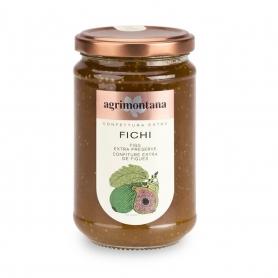 Confettura Extra di Fichi, 350 gr. - Agrimontana
