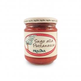 Puttanesca sauce, 180 gr - Praline