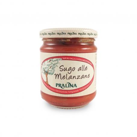 Tomato sauce with eggplant, 180 gr - Praline