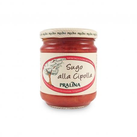 Sauce with onions, 180 gr - Praline