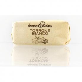 Sicilian artisan nougat, 200 gr - Donna Elvira