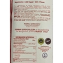 Modica IGP chocolate taste chili, tablet 70 gr - Donna Elvira
