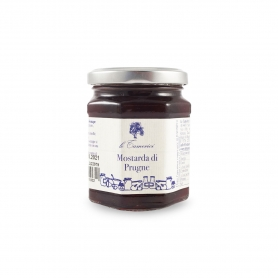 Mustard plum, 220 gr - Le Tamerici