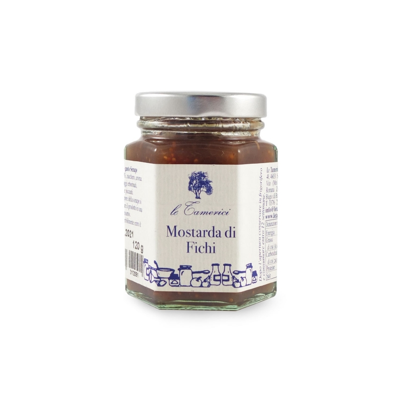Figs of Figs, 120 gr. - The Tamerices