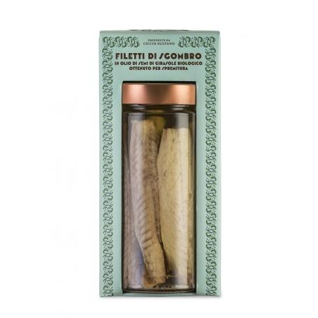 Filetti di sgombro, 290 gr - Testa Conserve