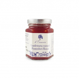 Extra Sweet Red Tomato Jam, 120 gr. - The Tamerices