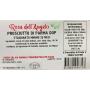 Prosciutto di Parma DOP (20 mesi), 140gr - Rosa dell'Angelo