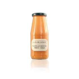 tomate fraîche jaune passée, 480 ml - Goût de Salento