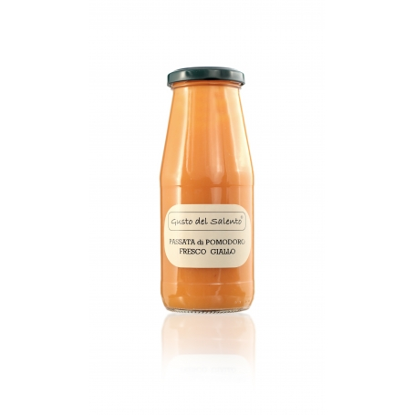 Fresh yellow tomato, 480 ml - Taste of Salento