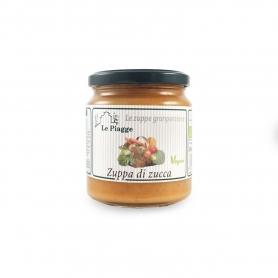 Zuppa di zucca Biologica, 280 gr - Le Piagge