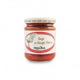 Porcini mushroom sauce, 180 gr - Pralina