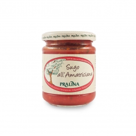 Sugo all'amatriciana, 180 gr - Pralina