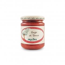 Tuna sauce, 180 gr - Pralina
