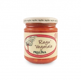 Vegetable Sauce, 180 gr - Pralina