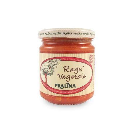 Ragù vegetale, 180 gr - Pralina