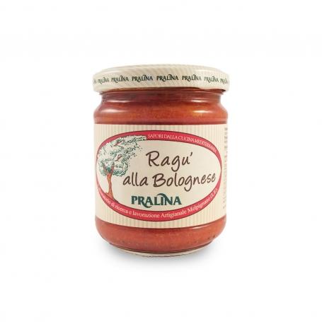 Ragù alla bolognese, 180 gr - Pralina - Sughi di carne e cacciagione