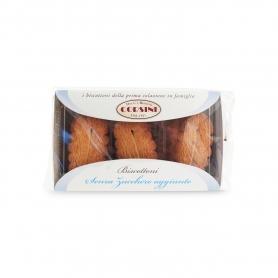 Biscottoni di pasta frolla senza zucchero aggiunto, 280 gr - Corsini