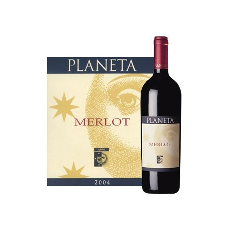 Merlot '02, l. 0,75 - Planeta