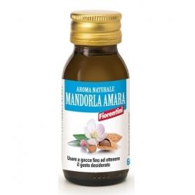 Arôme naturel d'amande amère, 60ml - Fiorentini - Aromi e colori alimentari