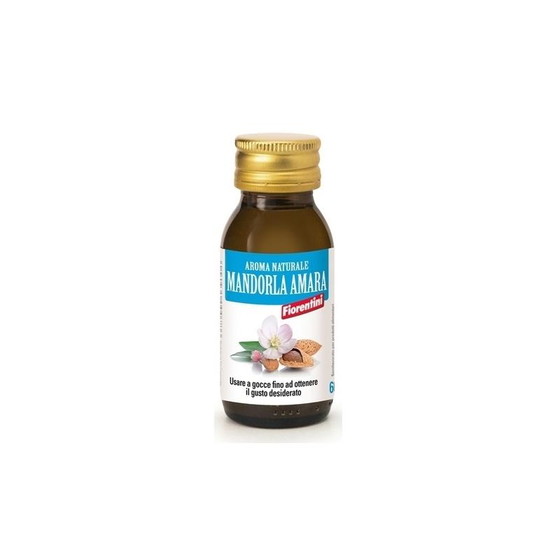 Aroma naturale mandorla amara, 60ml - Fiorentini