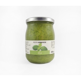 Rossi's Genoese pesto - glass jar 500 gr