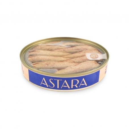 Sprats affumicati, 120 gr - Astara - Altre conserve di mare