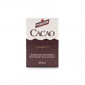 Cacao amaro in polvere, 125 gr - Van Houten - Home