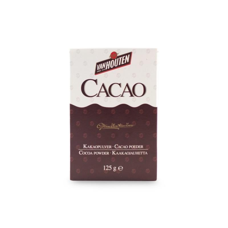 Cacao amaro in polvere, 75 gr - Van Houten