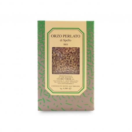 Pearl barley of Spello, 500gr