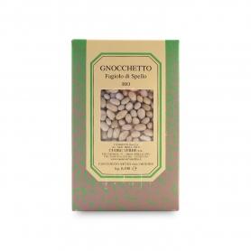 Spello Gnocchetto bean Biologico, 500gr