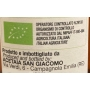 "Saba (Jus de raisin cuit - ""Sirop"") Bio, 250 ml - Vinaigre San Giacomo - Selezione BIO"
