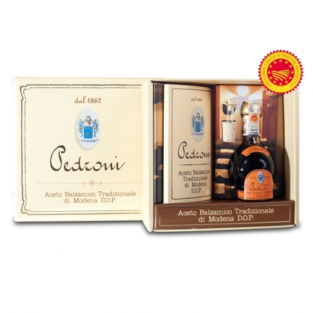 "Traditional Balsamic Vinegar of Modena ""Joseph"", 100 ml - Acetaia Pedroni"