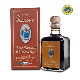 Balsamic Vinegar of Modena, 250 ml - Acetaia Pedroni