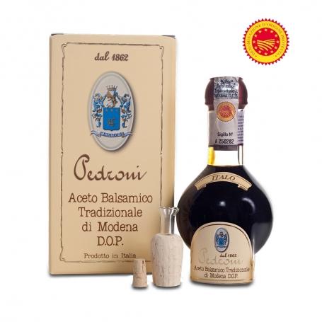 Vinaigre balsamique traditionnel de Modène DOP, 100 ml - Acetaia Pedroni