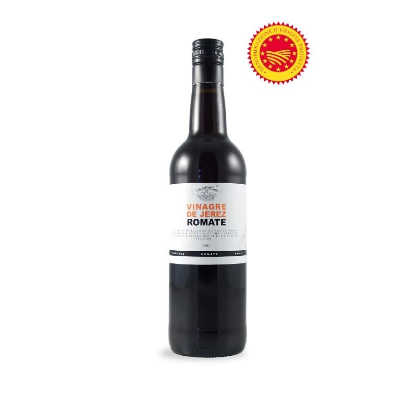 Sherry Vinegar - Vinagre de Jerez DOP, l. 0.75 - Bodegas Sanchez Romate Hermanos