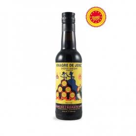 "Sherry vinaigre ""Reserva"" - Vinagre de Jerez DOP, l. 0375 - Bodegas Hermanos Sanchez Romate"