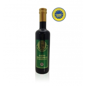 "Balsamic Vinegar of Modena ""Estensis Nobilitas - Green Label"" l. 0.50 - Acetaia Bellei"