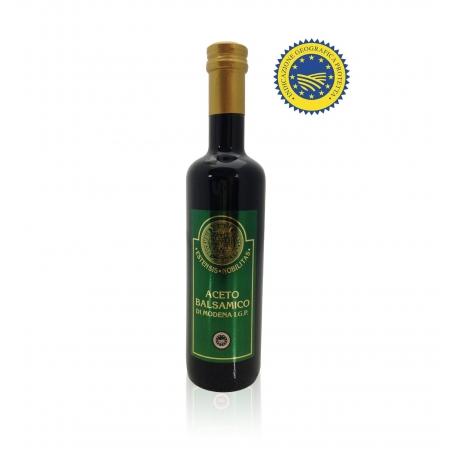 "Vinaigre Balsamique de Modène ""Estensi Nobilitas - Green Label"" l. 0.50 - Acetaia Bellei"